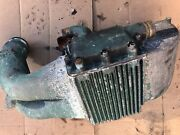 Volvo Penta 122p-c Complete Aftercooler Assembly