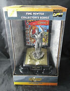 Marvel Human Torch Fine Pewter Collector Series Statue -- Newl Lot 85