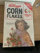 1984 Miss America Corn Flakes Cereal Boxes - Never Opened