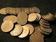 1858 Flying Eagle Cents 40 Coins T1