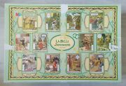 6000 Piece Puzzle And039la Belle Jardiniandegravereand039 By Eugene Grasset - Very Rare