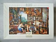 6000 Piece Puzzle And039the Viewand039 Jan Brueghel The Elder 1996 - New - Very Rare