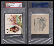 1888 N36 Allen And Ginter American Indian Chiefs Big Elk Psa 7mc Only 1 Higher