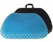 Thick Premium All Gel Orthopedic Seat Cushion Large Comfortable Pad Car Office