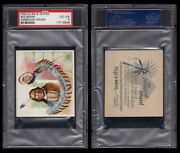 1888 N36 Allen And Ginter American Indian Chiefs Big Snake  Psa 4 /4019