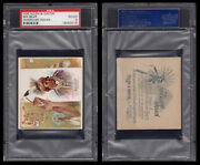 1888 N36 Allen And Ginter American Indian Chiefs Big Bear Psa 2 /4023