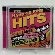 Hard-to-find Hits - 2006 Time Life 2 Cd Set New Sealed