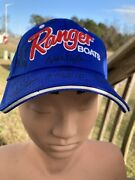 Autographed 2009 Ranger Boats Owner Group Hat Bass Master Fishing Tournament Cap