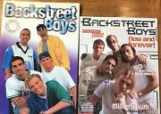 Backstreet Boys The Unofficial Book By Watson-guptill And Backstreet Now Forev