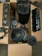 3.0l 2.5l 181 Mid 1960and039s-1990 Omc Mercruiser Penta Valve And Side Cover Etc
