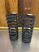 Mg Mgb • Front Suspension Coil Spring Set, Chrome Bumper Car. Used.    Mg4055