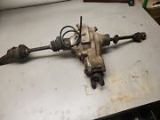 1994 Yamaha Yfm350 Big Bear Front Differential Diff Assembly
