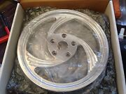 """Arlen Ness """"sweeper"""" Rear Drive Pulley/ Fit's Harley Fxd Dyna And Fxst / Ih Y2k"""
