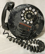 Western Electric Bell System Type 320 Wall Mount Telephone Set Explosion Proof