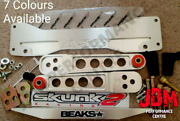 Rear Subframe Brace,tie Bar Lca Fits Civic Ep2 Ep3 Lower Control Arms Asr Beaks