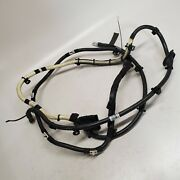 2017-2020 Audi Rs3 8v 2.5l + Positive Battery Cable Wiring Harness Oem