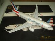 Gemini Jets 200 American Airlines Aa A319-100wl 2010s New Color 1200 Diecast