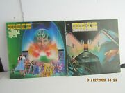 2-lp-lot-+ 1 45 Rpm-meco-encounters Of Every Kind-wizard Of Oz-electronic