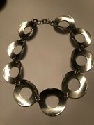Punch By Tone Vigeland Norway Designs Necklace Sterling Silver Norwegian