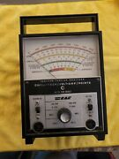 Vintage Rac Ignition Tune Up Analyzer Dwell Tach Amps Points Made In Usa Vintage