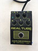 B.k. Butler Tube Works Real Tube 12ax7a Overdrive Vintage Guitar Effect Pedal