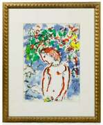 Marc Chagall Russian / French, 1887-1985 'spring Day' Lithograph