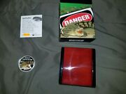 2009 Tuvalu Saltwater Crocodile With Original Packaging And Coa