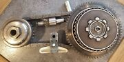 82 Link Primary Chain Drive System Harley-davidson Customs Enclosed Primary