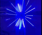 Ufo Shooting Star Led Lights Party Bar Club Man Cave Home Decor Special Effects