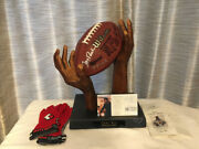 + Jerry Rice The Record Maker + Player Proof + Extremely Rare Limited Piece +