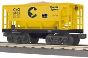 30-75402 Mth Qty 2 Chessie Ore Cars W/ore Load