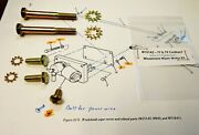 M151a2 Series Late 1977 And 1979 Contract - Windshield Wiper Motor Bolt Kit