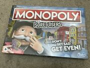 Monopoly For Sore Losers Nib Sealed