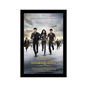 Twilight Breaking Dawn Part 2 - 11x17 Framed Movie Poster By Wallspace
