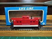 Life-like 8555 Ho Limited Edition Center Cupola Caboose Campbell Soup Company