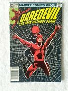 Daredevil 188 The Man Without Fear Nov 1982