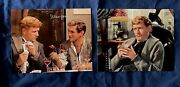 Alan Young The Time Machine 2 Signed 8x10 Photos With A Photo Coa