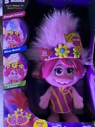 Trolls World Tour Color Poppin Poppy Mixes Music, Changes Color Plays Games