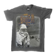 Death Chuck Schuldiner Leprosy Official Tee T-shirt Mens Unisex