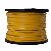 Electrical Wire Solid Romex Heat Resistant Copper Conductors 10 Gauge Coded Jack
