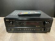 Denon Avr- 983 Surround Receiver Bundle With Remote Superb Condition One Owner