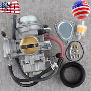 Carburetor For Yamaha Grizzly 660 Yfm660 2002-2008 New Carb