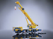 For Demag Ac 250-5 31-0084 Crane 1/50 Diecast Model Finished Car Truck