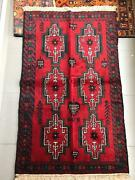 Old Style Hand Made Carpet Made From Afghanistan With 100wolfe.