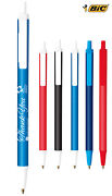 Custom Bic Prevaguard Clic Stic Pen Imprinted With Your Logo + Text - 300 Qty