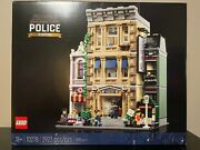 Lego 10278 Creator Police Station Modular Expert Building - New And Sealed