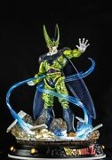 Dragon Ball Z Kd Collectables 1/4 Scale Cell Final Form Resin Statue