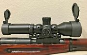 3-9x42 Long Eye Relief Scout Scope For Mosin Nagant 91/30 M44 With Scope Mount