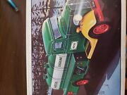Vintage 1985 First Hess Truck Toy Bank, New