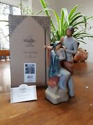 The Holy Family Willow Tree Nativity Figurine By Susan Lordi Demdaco